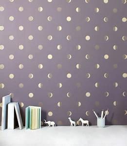Papier Peint Petite Fille : papier peint design et po tique pour une chambre enfant ~ Dailycaller-alerts.com Idées de Décoration