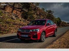 PHOTO GALLERY BMW X4 xDrive35i M Sport Package in