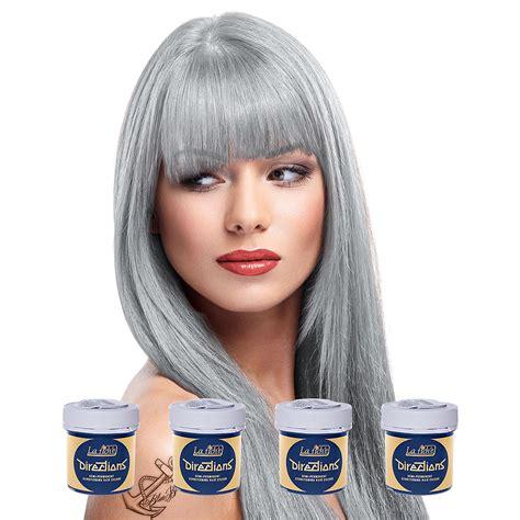La Riche Directions Silver Semi Permanent Colour Kit Hair