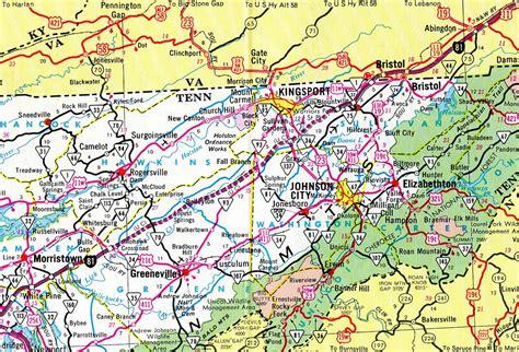 Interstate-Guide: Interstate 181 Tennessee