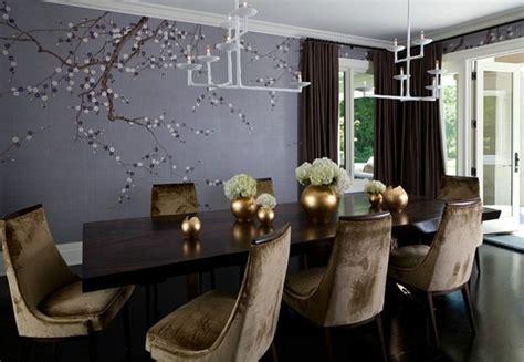 chaise de bureau violette décoration de salle à manger élégante en violet