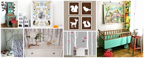 chambre foret chambre bebe foret noel 2017