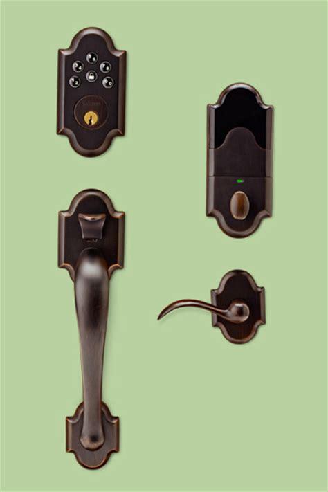 traditional house shop smarter keyless locksets   house
