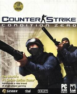 Counter-Strike: Condition Zero (2004) Windows box cover ...