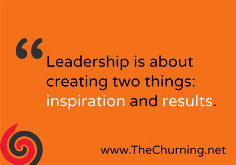 leadership     churning