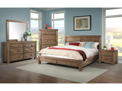 king bedroom sets 6pc king bedroom set acacia solid w wood moldings