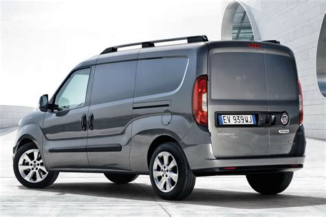 Fiat Diablo by 2015 Fiat Doblo Gets A Smiley Facelift Carscoops