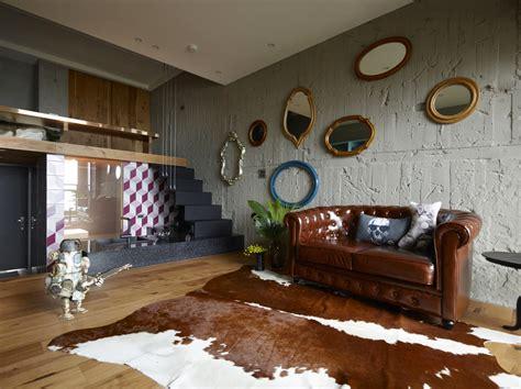 Eclectic : Eclectic Living Room Design