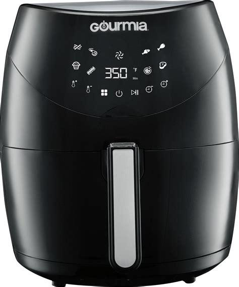fryer gourmia air qt digital quart 6qt frier deal members gaf skuid bestbuy