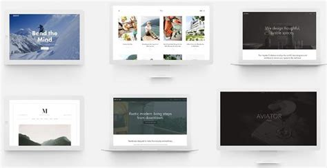 squarespace templates wix vs weebly vs squarespace based on personal experience