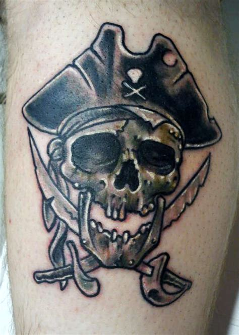 fascinating jolly roger tattoos stock golfiancom