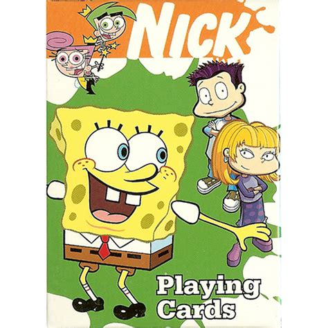 nick jr cards spongebob squarepants 580   56696