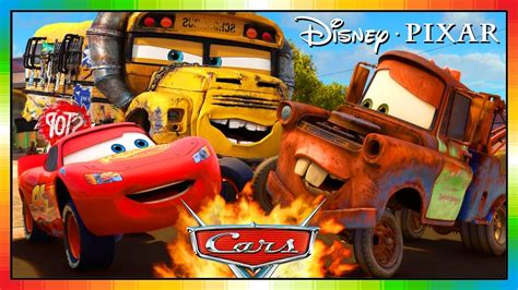 Cars Deutsch ★ Cars Der Film ( Mini Movie