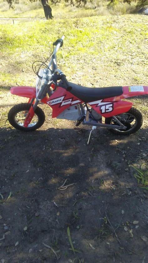 razor mx400 dirt rocket electric motocross bike razor mx500 dirt rocket for sale classifieds