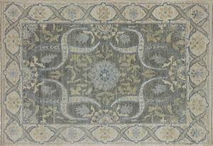 4 X 6 Hand Knotted Persian Oriental Wool Area Rug