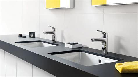 Hansgrohe Focus 100 Basin Mixer Tap : UK Bathrooms