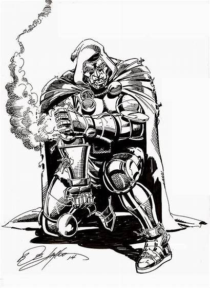 Doom Doctor Marvel Bob Dr Layton Comic