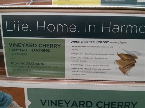 Harmonics Laminate Flooring ? Discount Available