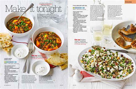 cuisine magasin five recipes in food magazine ren behan