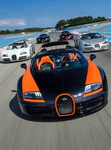 Sick Bugatti Car