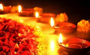 The Festival Of Diwali With All Its Different Rituals And