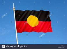 Australian Aboriginal Flag Stock Photo 75768706 Alamy