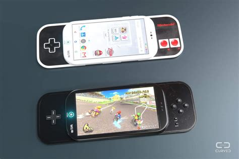 nintendo phone this nintendo phone concept would totally convert me to