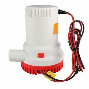 Find New Marine Bilge  Sump Pump 1500gph 12v Dc Us Stock Motorcycle In Plainfield  Illinois