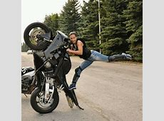 Bike stunt FITNESS riding Pinterest Sexy, Girl