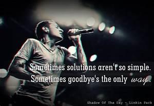 Linkin Park Quo... Linkin Park Short Quotes