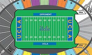 Pauley Pavilion Seating Chart Basketball The Wooden Athletic Fund Tickets