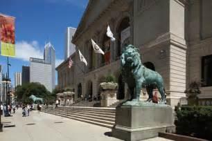 art institute  chicago museum chicago illinois