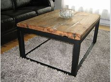 Furniture Rectangle Dark Brown Wooden Coffee Tables With