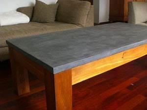 Beton Tisch Diy : beton m bel beton cire k chenarbeitsplatte beton tisch ~ A.2002-acura-tl-radio.info Haus und Dekorationen