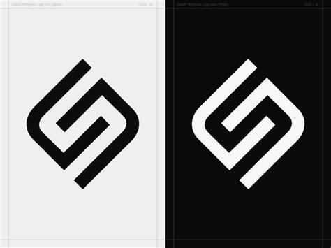 sn monogram personal logo concept  sakari niittymaa  dribbble