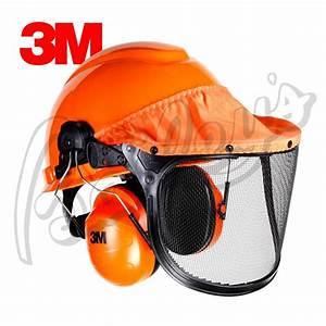 3M Lumberjack Hardhat System H706pfk Forestry Helmets