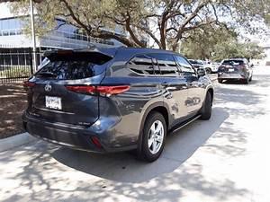 New 2020 Toyota Highlander Le Sport Utility In San Antonio