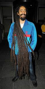 How tall is Bob Marley's son Damian? Because that's how ...