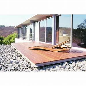 Lame De Bois Pour Terrasse : lames de terrasse en bois exotique dlh france ~ Premium-room.com Idées de Décoration