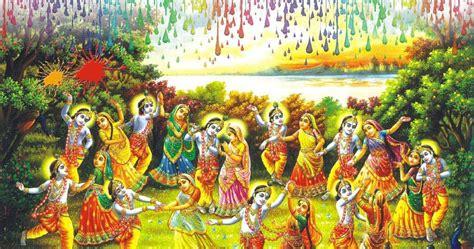 radha krishna raas leela  gopis festival chaska