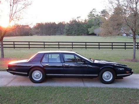 Rare Rides: The 1984 Aston Martin Lagonda, a Paragon of ...