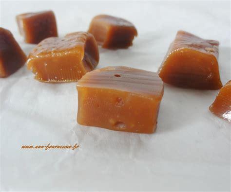 cuisine facile originale recette caramels mous au beurre salé facile aux fourneaux