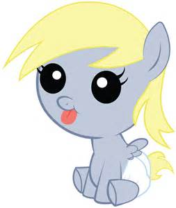 Baby Derpy Hooves