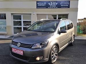 Volkswagen Touran Confortline Business : volkswagen touran 1 6 tdi 105 confortline business dsg7 du 175 350 kms vendu ~ Gottalentnigeria.com Avis de Voitures