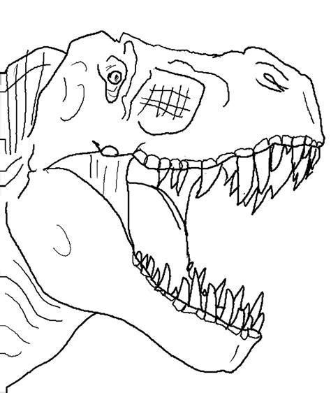 Kleurplaat Indominus Rex by Tabletsaurus Rex By Theblazinggecko On Deviantart