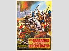 Magnificent Gladiator plus Revolt of the Barbarians