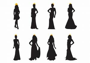 Beauty Pageant Silhouette Pictures to Pin on Pinterest ...