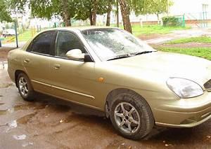 Daewoo Nubira Car Manual