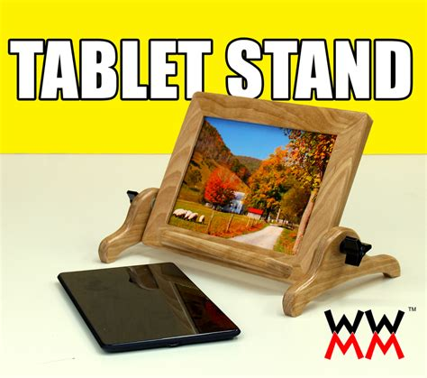 adjustable tablet stand doubles   photo frame