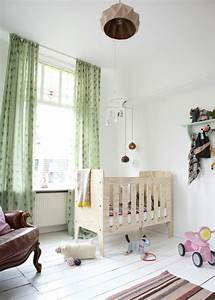Vorhänge Babyzimmer Mädchen : kindergardinen mit lustigen mustern beleben das kinderzimmer ~ Whattoseeinmadrid.com Haus und Dekorationen